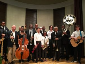The Jazz Studio is the premiere, year-round, Jazz music education program for aspiring youth musicians of greater Mobile, Alabama.