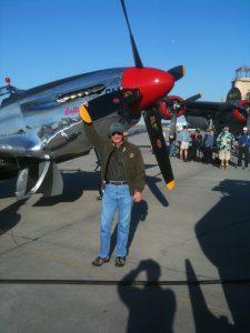 Bill Steele pilot